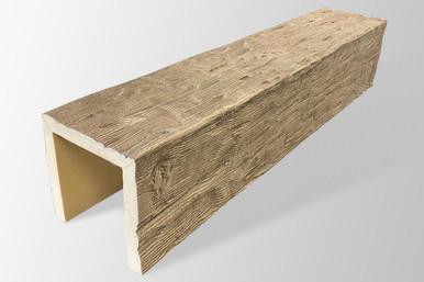 Faux Wood Beams - 20 ft. Length & 4 in. Width