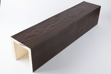 Faux Wood Beams - 20 ft. Length & 6 in. Width