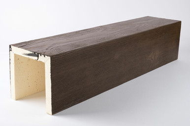 Faux Wood Beams - 20 ft. Length & 14 in. Width
