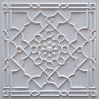 Faux Tin Ceiling Tile - 24 in x 24 in- #DCT 09
