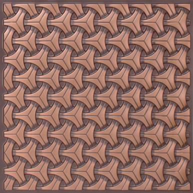 Faux Tin Ceiling Tile - #283
