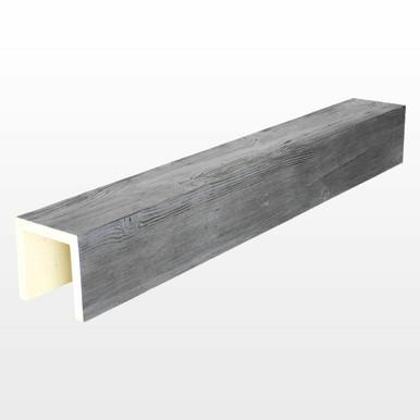 Faux Wood Beams - 25 ft. Length & 6 in. Width