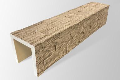 Faux Wood Beams - 25 ft. Length & 20 in. Width