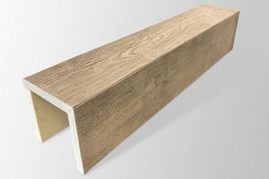 Faux Wood Beams - 4 ft. Length & 4 in. Width