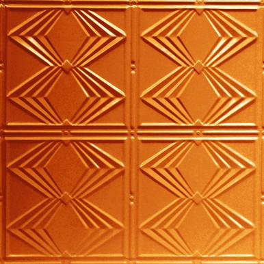 Diamond Jim - Shanko - Powder Coated - Tin - Ceiling Tile - #303