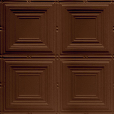 Cubism - Shanko - Powder Coated - Tin Ceiling Tile - #320