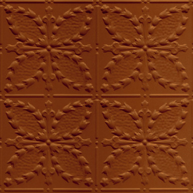 Flutterby - Shanko - Powder Coated - Tin - Ceiling Tile - #335