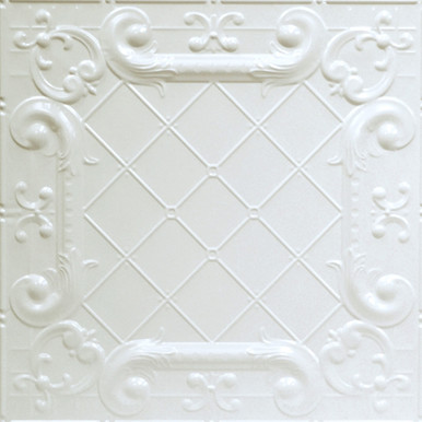 Romeo, Romeo - Shanko - Powder Coated - Tin Ceiling Tile - #502