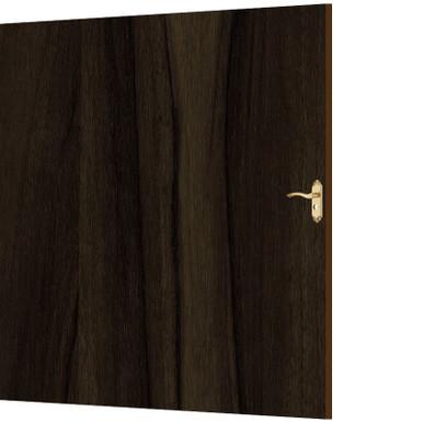 Noce Seccia - Door Skin - MirroFlex
