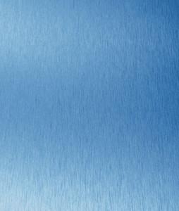 Brushed Blue Laminate Aluminum Aluminum Laminate