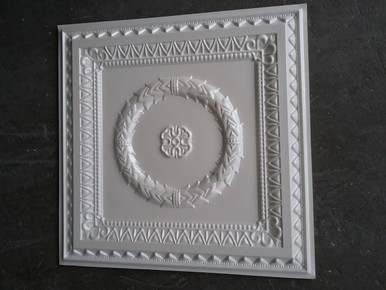 LOT 8 A -PVC-210 (280 SQ FT) 70 PCS White Pearl / DROP-IN or GLUE-UP