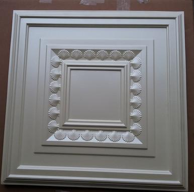 LOT 13 A -PVC-249 (96SQ FT) 24 PCS Cream Pearl / DROP-IN or Glue Up