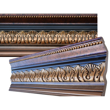 FAD Hand Painted Crown Molding - #CMF-011
