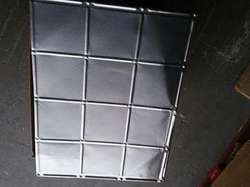 LOT 28 A Aluminum 24x18 Backsplash
