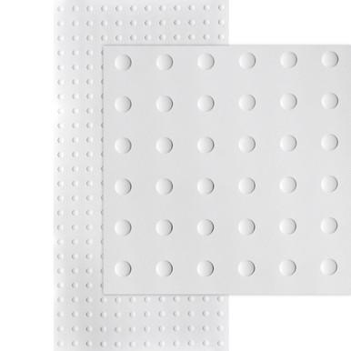 Dome 3 MirroFlex 4x8 Glue Up PVC Wall Panels