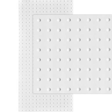 Dome 2 MirroFlex 4x8 Glue Up PVC Wall Panels