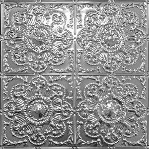 Jubilee Tin Plated Steel Ceiling Tile