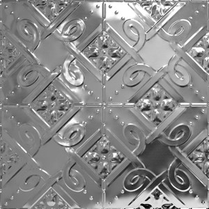Soho Tin Plated Steel Ceiling Tile
