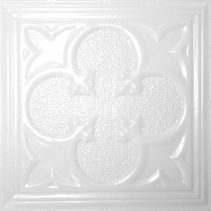 Gael Tin Plated Steel Ceiling Tile