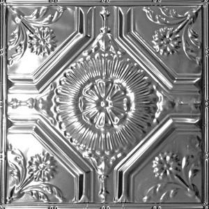 Larkspur Tin Plated Steel Ceiling Tile