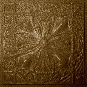 Renaissance Tin Plated Steel Ceiling Tile
