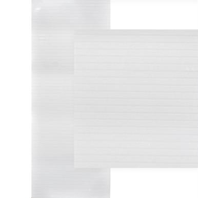 Bead Board MirroFlex 4x10 Glue Up Wall Panels