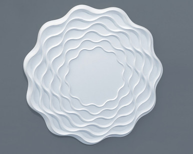"Glue-up Styrofoam Ceiling Medallion 28"" - #K-Dalia"