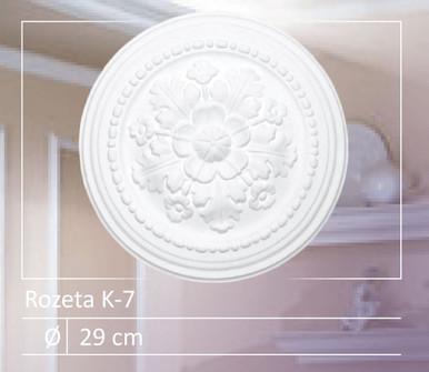 """K-7 - 11"""" Ceiling Medallion"""