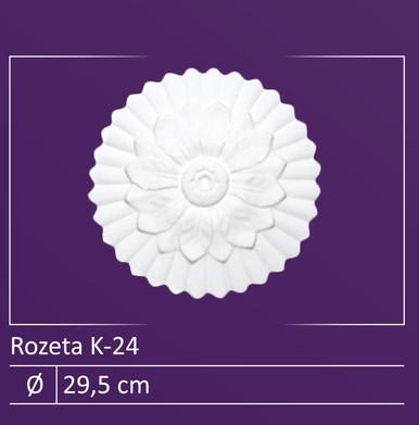 """K-24 - 12"""" Ceiling Medallion"""