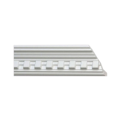 """Glue-up Styrofoam Crown Molding Pack 5"""" Wide (136.5 ln. ft. / Pack) - #GK 17"""