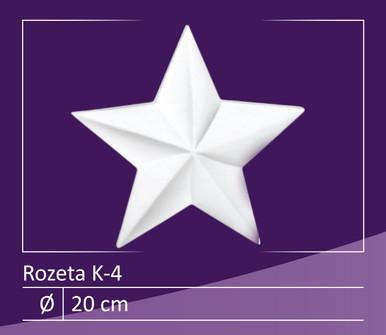 """K-4 - 8"""" Ceiling Medallion Pack"""