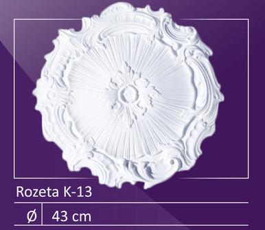 """K-13 - 17"""" Ceiling Medallion Pack"""