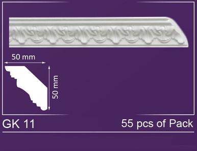 "GK 11 - Crown Molding Pack - 3"" Wide (361 ln. ft. / Pack)"