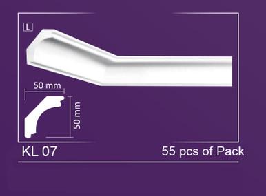 "KL-07 - Crown Molding Pack - 3"" Wide (361 ln. ft. / Pack)"