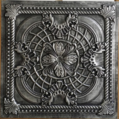 Faux Tin Ceiling Tile - 24 in x 24 in - #DCT 31