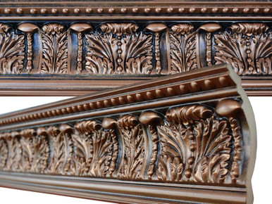 FAD Hand Painted Crown Molding - #CMF-025-2