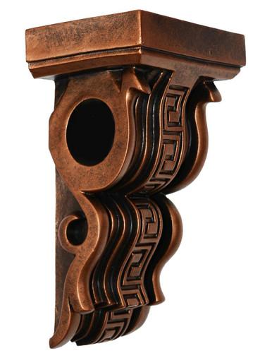 Greek Key - FAD Hand Painted Corbel - #CF-012-2