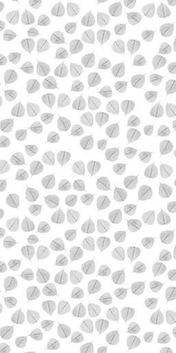 Aspen Leaves Artwork - Frosted Fusion