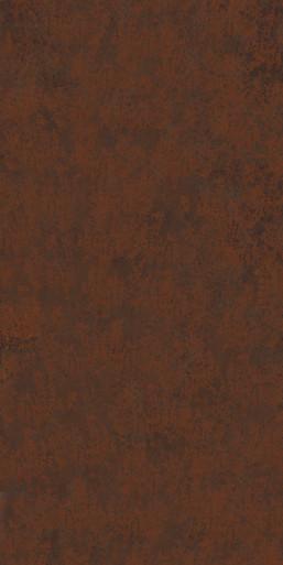 Red Rust Artwork - Aluminum Artful Metals Fusion