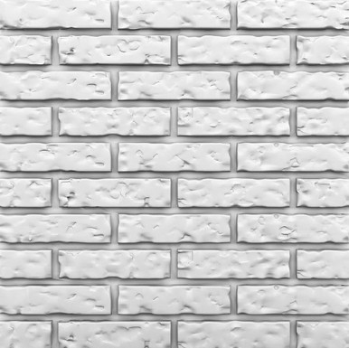 Brick 2ft. x 2ft. Seamless Glue-up Wall Panel (64 Sq. Ft. / Pack)