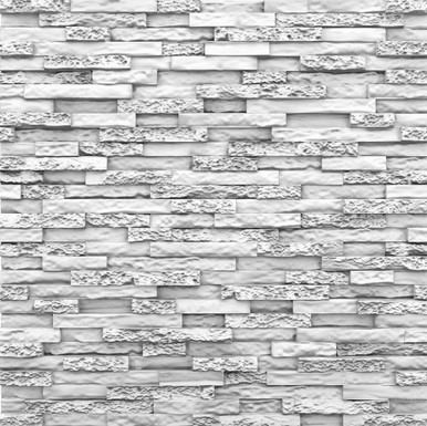 Stone 2ft. x 2ft. Seamless Glue-up Wall Panel (48 Sq. Ft. / Pack)