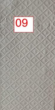 """Filler Replica White Finish - 12""""X48"""" Filler Pattern # 9, 10 &11"""