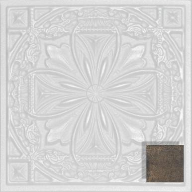 Lucas's Shield Glue-up Styrofoam Ceiling Tile 20 in x 20 in - #R124
