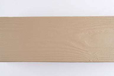 Primed Smooth And Painted Faux Wood Planks - 12 ft. Length