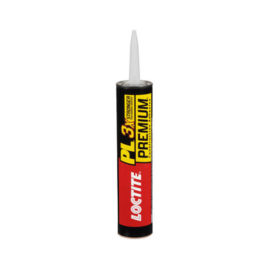 Loctite PL Premium PU Adhesive for Faux Wood Beams