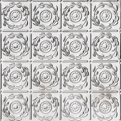 Crowning Glory - Shanko Aluminum Backsplash Tile - #208