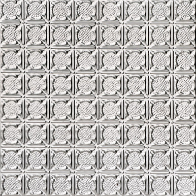 Aluminum - Backsplash Tile - #234