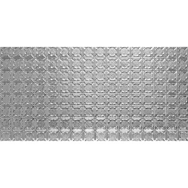 Chain Mail - Shanko Stainless Steel Backsplash Tile - #234ss