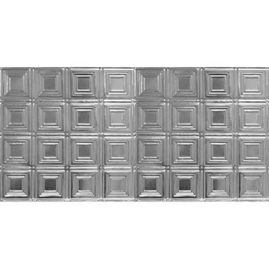 5th Avenue - Shanko Stainless Steel Backsplash Tile - #204ss