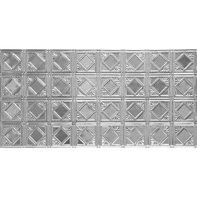 Shanko - Stainless Steel - Backsplash Tile - #207ss